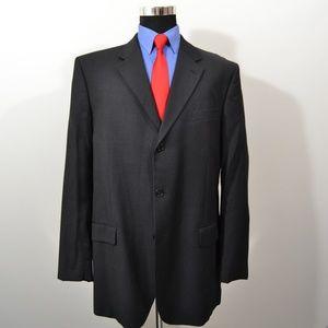 Jones New York 46L Sport Coat Blazer Suit Jacket C